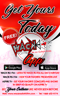 WACK App Available now Top