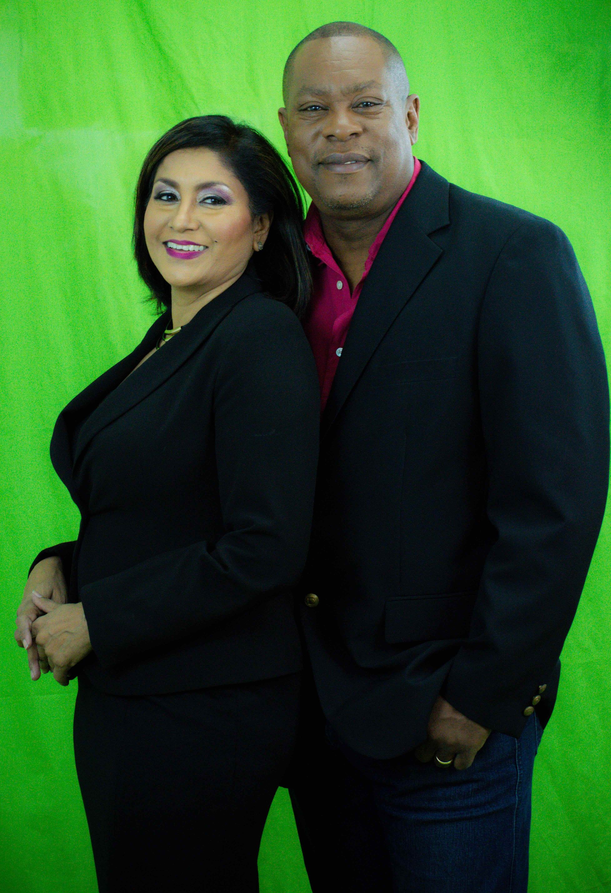 Kenny & Dianne Phillips, Management Team at WACK 90.1fm